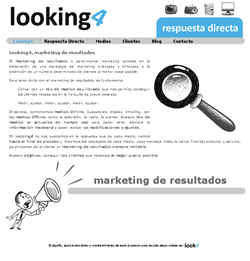 looking4, marketing de resultados